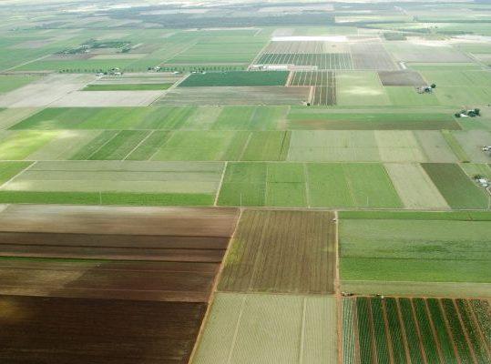 Provincie Overijssel ruilverkavelingen