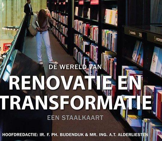 De wereld van Renovatie en transformatie